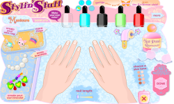 Nail Art Salon screenshot 1/2