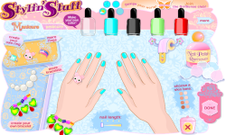 Nail Art Salon screenshot 2/2