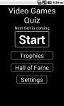 Video Games Quiz - Screenshots screenshot 1/6