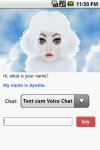 Ayesha Robot  screenshot 1/3