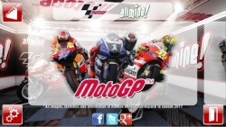 All Mine Mobile MotoGP Game screenshot 2/6