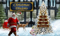 Free Hidden Objects Game - Christmas Dreams screenshot 1/4