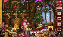 Free Hidden Objects Game - Christmas Dreams screenshot 3/4