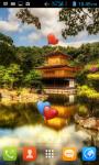 Japanese Zen Garden Live Wallpaper Free screenshot 1/5