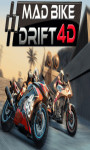 Mad Bike Drift 4D - Free screenshot 1/5