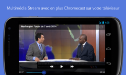 VOA French screenshot 2/6