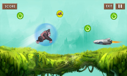 Apes On Jungle Planet screenshot 3/5