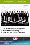 Super Junior Cute Wallpaper screenshot 2/6
