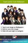 Super Junior Cute Wallpaper screenshot 3/6