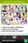 Super Junior Cute Wallpaper screenshot 4/6
