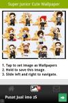 Super Junior Cute Wallpaper screenshot 5/6