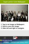 Super Junior Cute Wallpaper screenshot 6/6