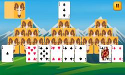 Tri Peaks Solitaire Fun screenshot 2/6