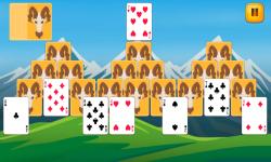 Tri Peaks Solitaire Fun screenshot 4/6