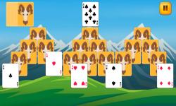 Tri Peaks Solitaire Fun screenshot 5/6