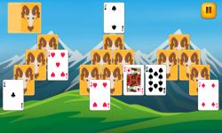 Tri Peaks Solitaire Fun screenshot 6/6