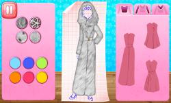 Fur Coat Design screenshot 2/6