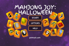 Mahjong Halloween Joy Free screenshot 1/6