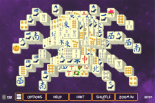 Mahjong Halloween Joy Free screenshot 2/6