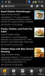 100 Easy Chicken Recipes  screenshot 2/3