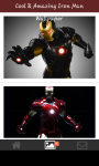 Cool and Amazing Iron Man Wallpaper screenshot 3/6