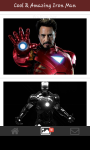 Cool and Amazing Iron Man Wallpaper screenshot 4/6