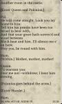 HAMLET PRINCE OF DENMARK by William Shakespeare screenshot 5/6