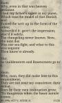HAMLET PRINCE OF DENMARK by William Shakespeare screenshot 6/6