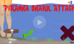 Piranha Shark Attacks screenshot 1/6
