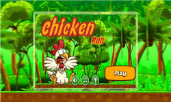 Chicken Run Jungle Game screenshot 1/3