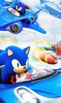 Sonic Racing Touch app screenshot 3/6