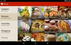 Recipes from Cookorama screenshot 1/3