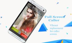Super Full Screen Call Image screenshot 1/4