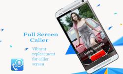 Super Full Screen Call Image screenshot 2/4