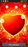 Hearts Live Wallpapers screenshot 2/6