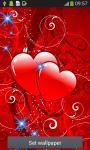Hearts Live Wallpapers screenshot 3/6