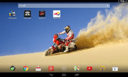 Red Bull Motocross pro screenshot 3/6