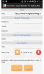 Business Card Reader for Zoho CRM screenshot 6/6