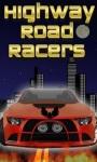 Highway Road Racers Game screenshot 1/1