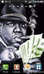 Notorious BIG Live Wallpaper screenshot 1/3