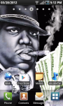 Notorious BIG Live Wallpaper screenshot 2/3