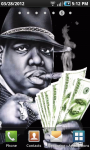 Notorious BIG Live Wallpaper screenshot 3/3