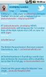 Coldplay Tweets screenshot 2/3