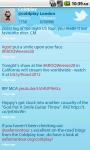 Coldplay Tweets screenshot 3/3