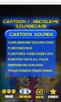 Cartoon and Videogame Soundboard screenshot 4/4