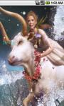 Taurus Zodiac Live Wallpaper screenshot 1/5