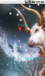 Taurus Zodiac Live Wallpaper screenshot 2/5