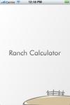 iRanch Calculator screenshot 1/1