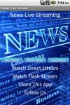 News Live Stream screenshot 1/2