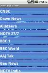 News Live Stream screenshot 2/2